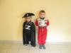 Zorro et le coureur de Formule 1